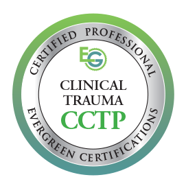 Certified Clinical Trauma Professional badge