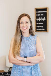 Julie Sekachev, LPC Associate